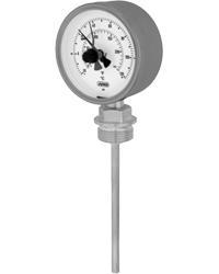 Стрелочные термометры