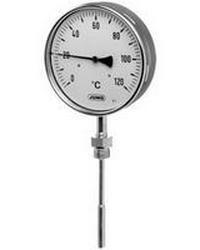 Стрелочный термометр для щитового и монтажа по месту