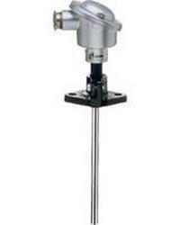 Вставной термометр сопротивления с присоединительной головкой формы В