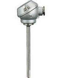 Вставной термометр сопротивления с присоединительной головкой формы J