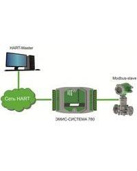 ЭМИС-Система 780. Конвертер интерфейса ModBUS-HART