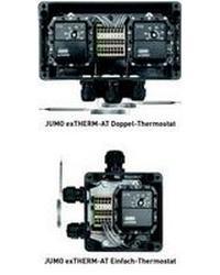 JUMO exTHERM-AT Взрывозащищенный термостат навесного монтажа в зонах 1, 2, 21 и 22