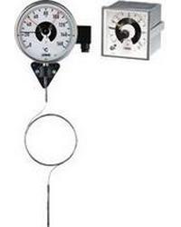 Контактный стрелочный термометр