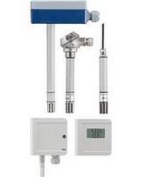 Измерительные преобразователи относительной влажности (c емкостным сенсором) и температуры для систем вентиляции и кондиционирования