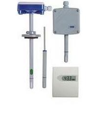 Измерительные преобразователи относительной влажности (с емкостным сенсором), температуры и концентрации CO2 для контроля параметров воздушной среды