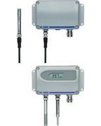 Измерительные преобразователи относительной влажности (с емкостным сенсором) и температуры со сменными интеллектуальными датчиками